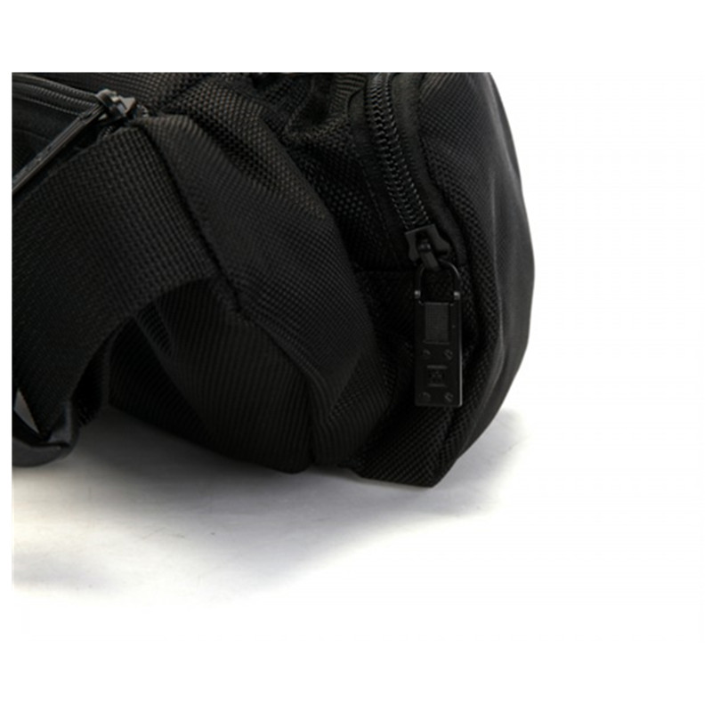 Business Casual Black Chest Backpack