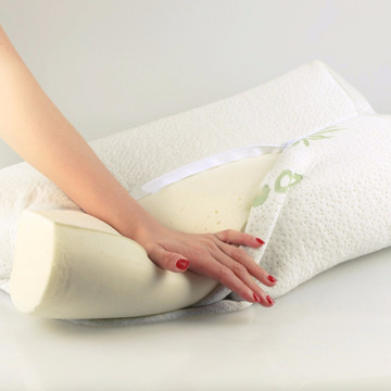 Quality baby memory foam wedge lash pillow