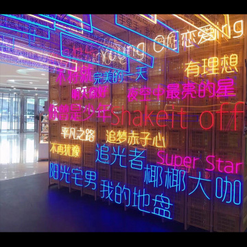 LED NEON SIGN ART FOR BUSINESS