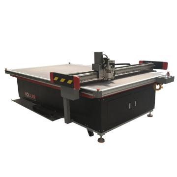 corrugated paper cardboard box cutting machine