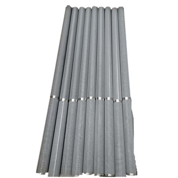 Factory 316L stainless steel sintered filter element