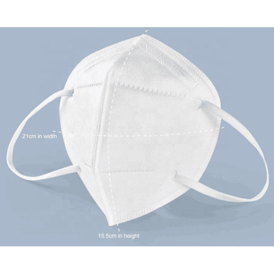 Kn95 mask disposable approved facemask machine
