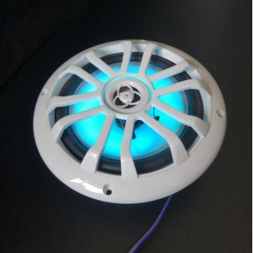 LED multicolor 6.5inch Coaxial speaker
