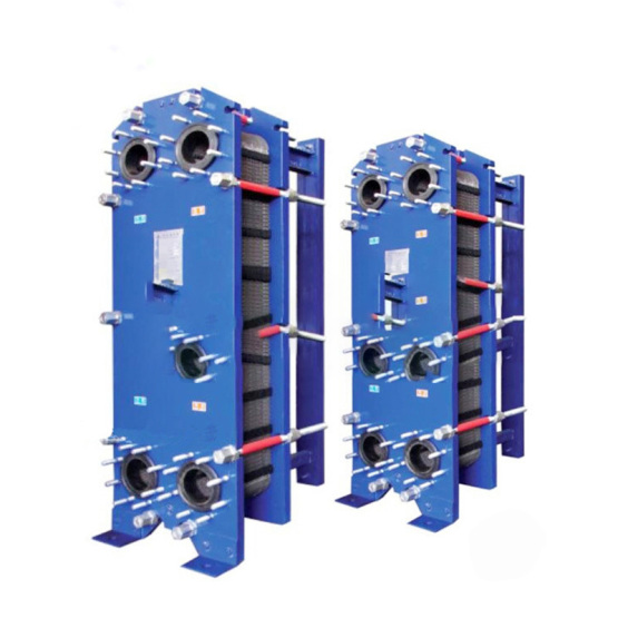 S20D plate heat exchangers for building
