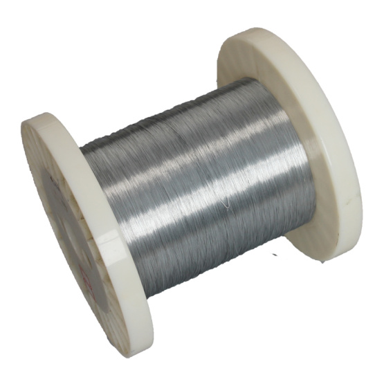 0.5mm galvanized steel wire for single core nose