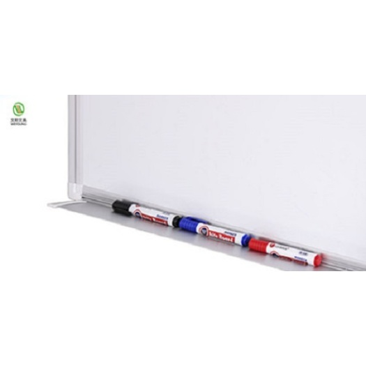 Office stationery mobile flipchart easel magnetic whiteboard