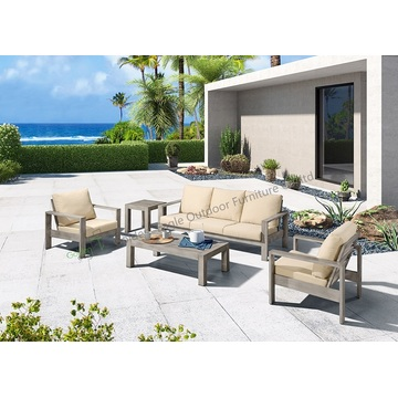 Patio furniture leisure outdoor sofa set