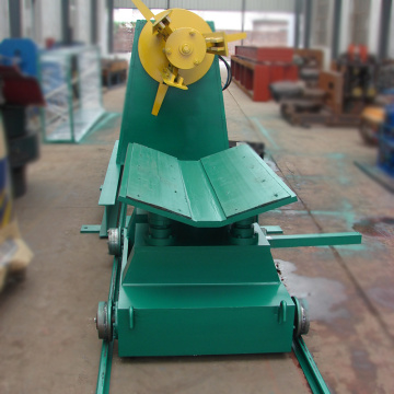 Wholesale 5 ton hydraulic decoiler machine for steel sheet 10 ton
