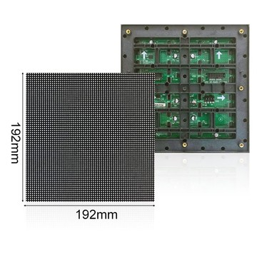PH6 Outdoor LED Display Module with 192x192mm
