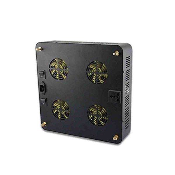COB Vegetables Hydroponics 384W LED Grow Light