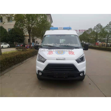 Brand New JMC Middle-Roof Emergency Ambulance For Sale