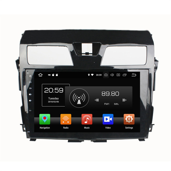 car stereo dvd player for Tenna 2013-2015