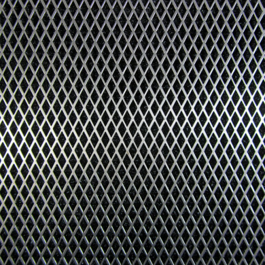 Small Aluminum Expanded Metal Mesh