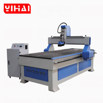 Full Automatic Door Making CNC Wood Carving Machine
