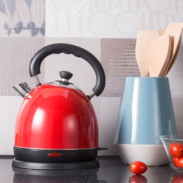 Colorful  Stainess steel Electric Kettle