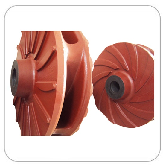 Interchangeable High Chrome Alloy Slurry Pump Parts