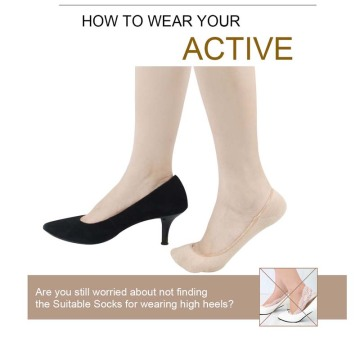 Kordear Invisible Cotton Low Cut Socks