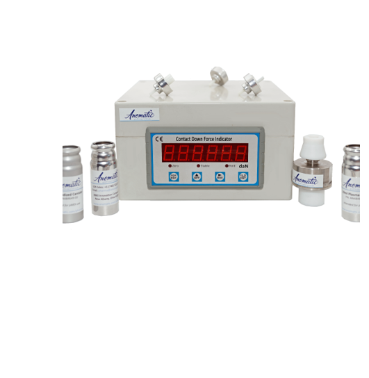 Drug delivery components test equipment