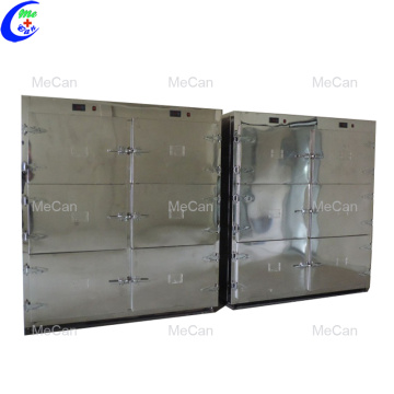 Medical mortuary equipment cadaver refrigerator