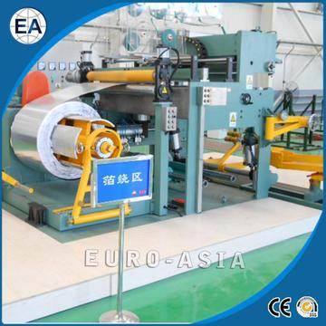 Foil Winding Machine For Distributor Transformer
