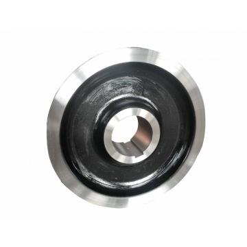 10t Gantry Crane Wheel 42CrMo Forged Steel Wheel