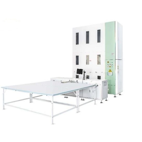 Boxed Quilt Filling Machine