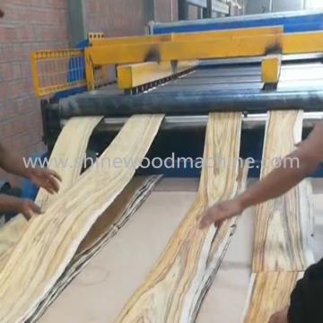 Roller Veneer Dryer Animation