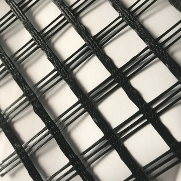 50-50KN Fiberglass Geogrid with CE Certificated