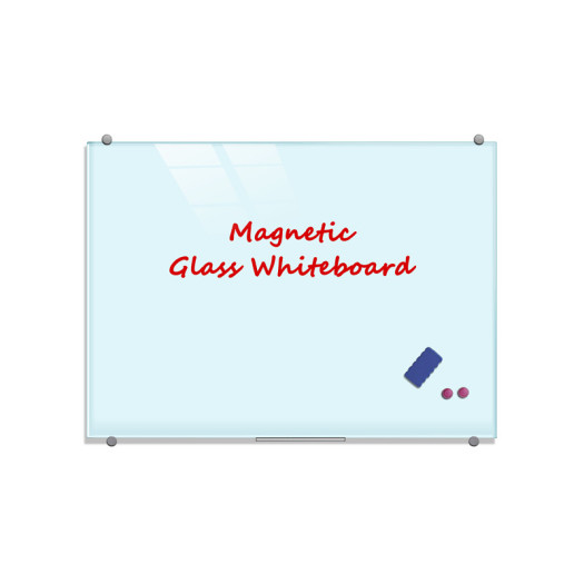 Office Dry Erase Tempered magetic glass board