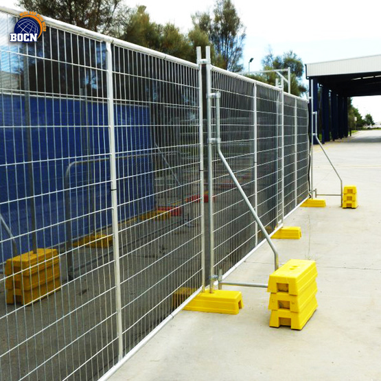 factory direct sell removable temporary fence