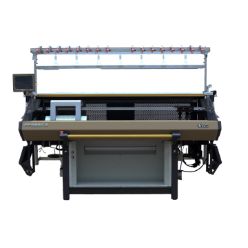 Computerized Jacquard Vamp  Knitting Machine For Shoes