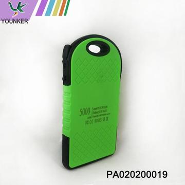 5000mAh Fast Charging Wallet Li-ion Power Bank
