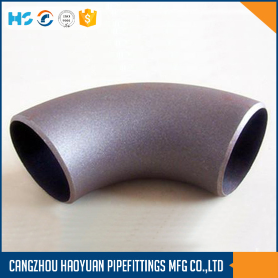 ANSI B16.9 90 Degree Metal Pipe Elbow