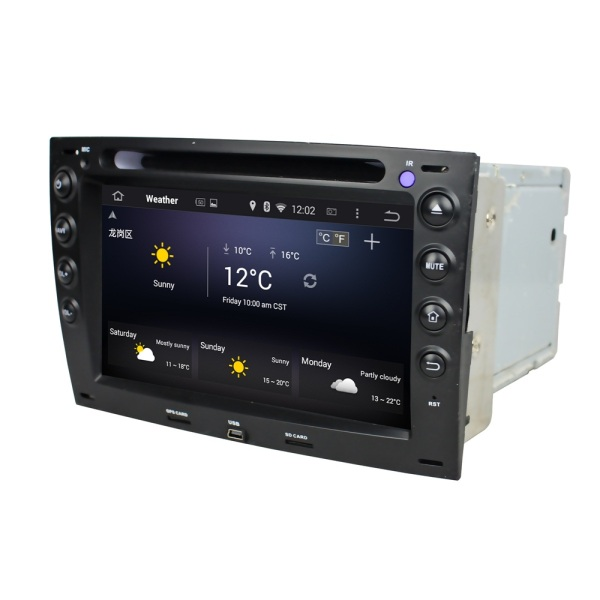 Android car DVD player for RENAULT Megane