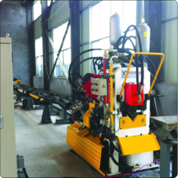 Power Transmission Single Blade Angle Steel Machine