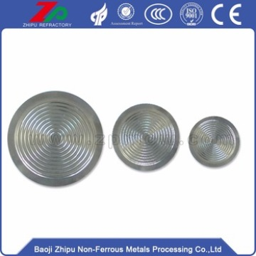 Anticorrosion 316L diaphragm for pressure gauge