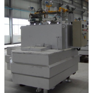 Aluminum Alloy Melting And Holding Furnace