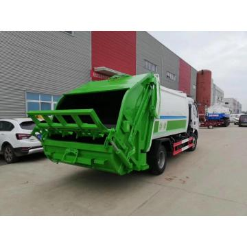 Brand new Dongfeng 120hp 8cbm Refuse Compactor Truck