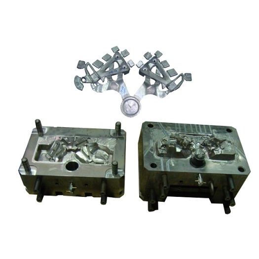 Automotive component aluminium die casting mould