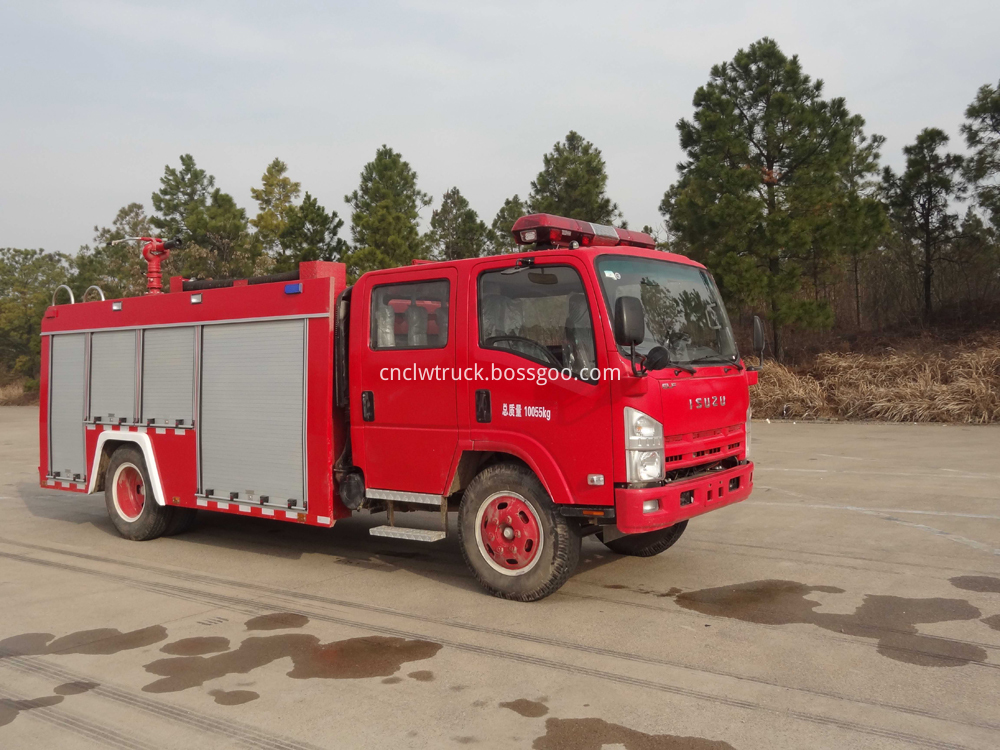 fire fighting vehicle 1