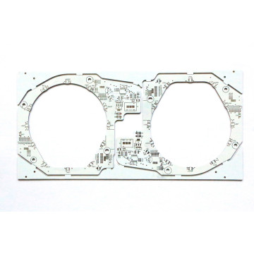 LED headlight printed circuit boards