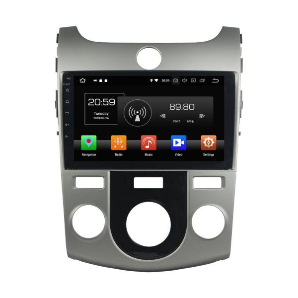 car stereo head unit for CERATO FORTE 2008-2012