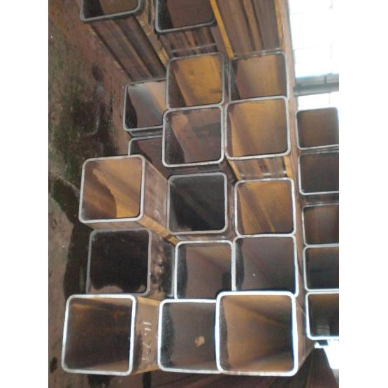Black square steel tube ASTM A53 Grb