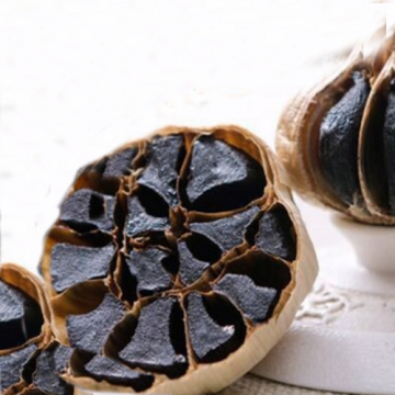 Aged Black Garlic With Double Antioxidants
