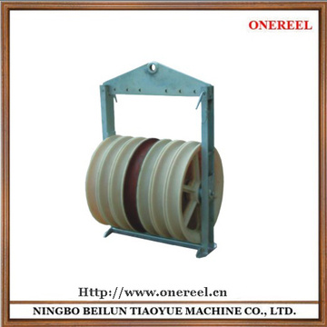 stainless pulley block for wire rope