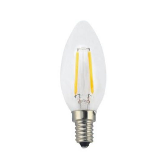Crystal Bright Star 2W LED Filament