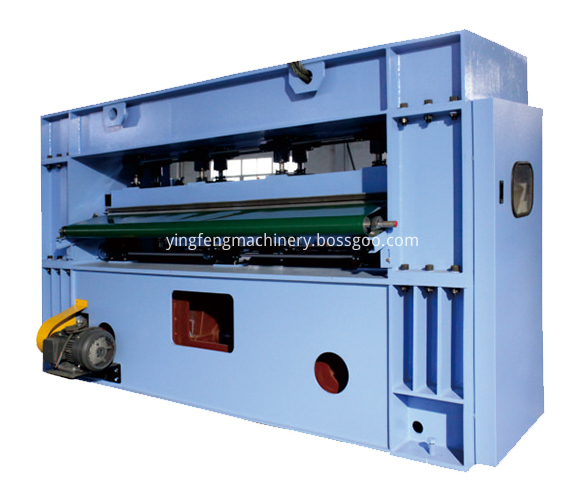geotextile needle punching production line