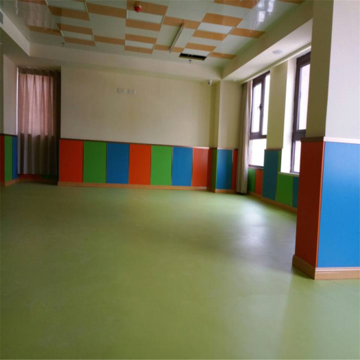 Indoor Children Playground PVC Floor