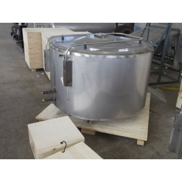 dairy used milk cooling