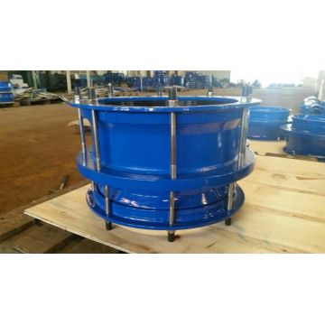 Ductile Iron Pipe Joint Stepped Coupling